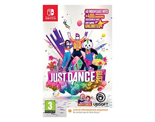 Just Dance 2019 Code In Box - Nintendo Switch [Importación francesa]