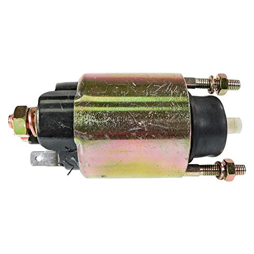 DB Electrical SND6010 New Starter Solenoid For Chevrolet, John Deere, Kawasaki, Kubota 053400-5180, 053400-7130, 053400-7800, 053400-8510, 053400-8780