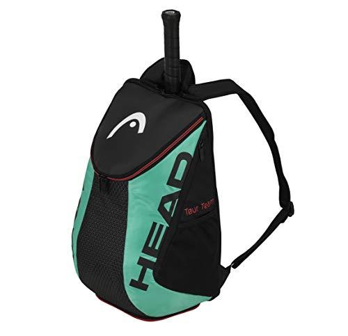 Head Tour Team Backpack Black/Teal rugzak 2019/2020