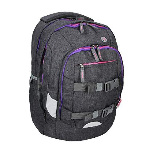 """SPIRIT Rucksack Schulrucksack Laptopfach Schoolbag Schultasche große Kapazität Reisetasche Jungen Mädchen """"Urban 20"""""""