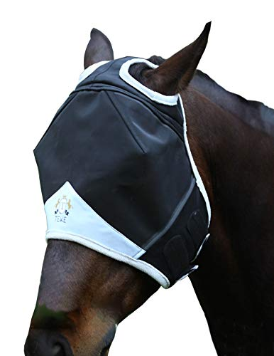 TEKE Horse Fly Mask with no Ears