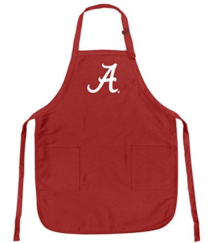 Broad Bay Best UA University of Alabama Aprons Deluxe Alabama Apron