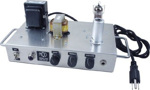 Learn More About MOD 102 DIY Guitar Amplifier Kit
