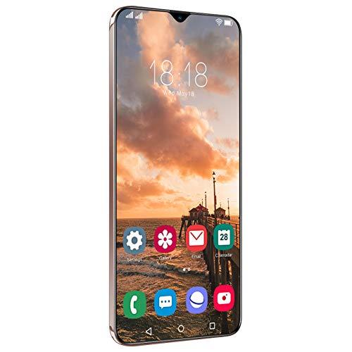 Smartphone Robusto (2021), Teléfono Móvil Android 11.0 A Prueba De Golpes, 10 Núcleos 4GB + 64GB, Fotografía Submarina con Teléfono Resistente De 32MP, Batería De 6800mAh, GPS/Dual SIM/WiFi Negr