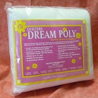 Quilter's Dream Batting- Poly Select- Mid Loft- Super Queen