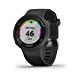 Garmin Forerunner 45 GPS Heart Rate Monitor Running Smartwatch (Black) - (Renewed)