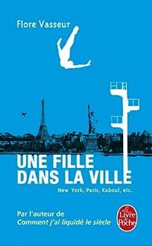 Pocket Book Une Fille Dans La Ville [French] Book