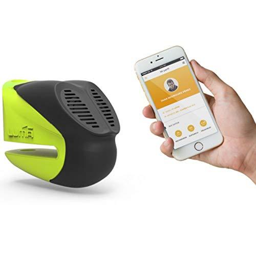 LUMA - Antirrobo Moto con Alarma y Localización GPS Bluetooth NETLOCK 905 Disc Lock Mediante App Android