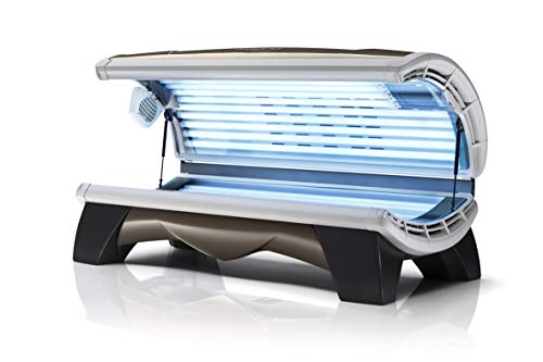 Hapro Onyx 26/1 Combi Solarium Privatbräuner mit GB Sonnenbank
