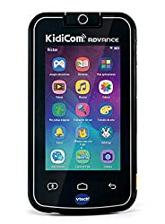 More than 25 apps included: Gaming, Photo Camera, Video Recording & Playback, Gallery, MP3, Web Browser, Notepad, Calendar, Clock & Alarm, 180° Rotatable Lens Direct access button to the camera; with wi-fi connection and the new kidiconnect app from ...