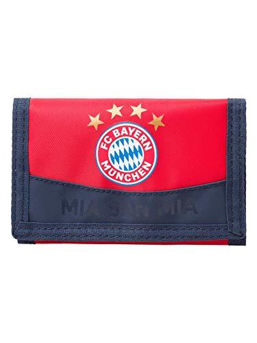 FC Bayern München Geldbeutel MIA SAN MIA rot