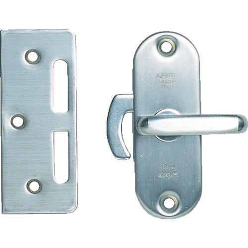 スガツネ工業 ランプ印 ステンレス鋼製引戸面付カマ錠 (表示器付) HHC-85