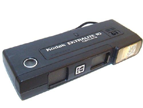Kodak Ektralite 10 Flash 110 Film Pocket Camera