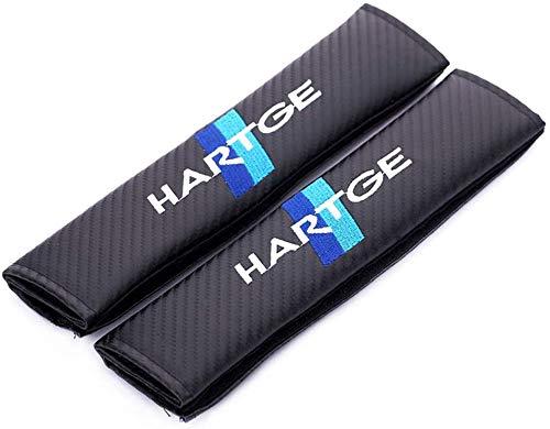 DENGD 2Pcs Car Seat Belt Padding Protection Covers, For Bmw E30 E46 E90 Mini Land Rove, Auto Safety Shoulder Strap Cushion Cover Pads