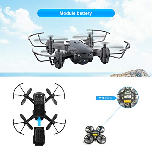 EACHINE E61HW WiFi Mini HD Camera Drone