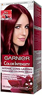 Garnier Color Intensity kit 4.62 Tempting Raspberry very berry Haircolor