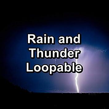 Rain and Thunder Loopable