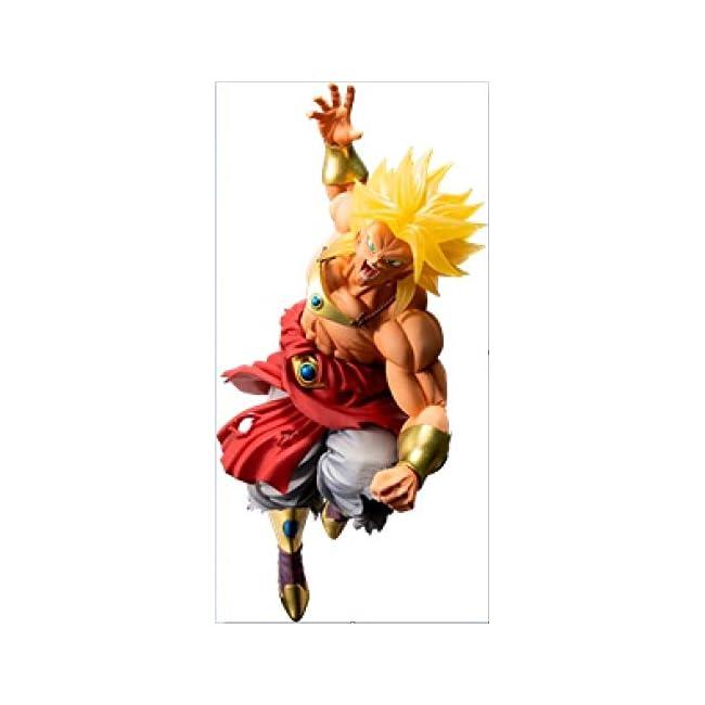 Dragon Ball PVC Statue Super Saiyajin Broly 94' 19 cm