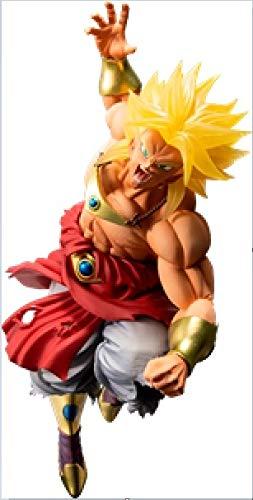 Dragon Ball Estatua PVC Ichibansho Super Saiyan Broly 94' 19 cm