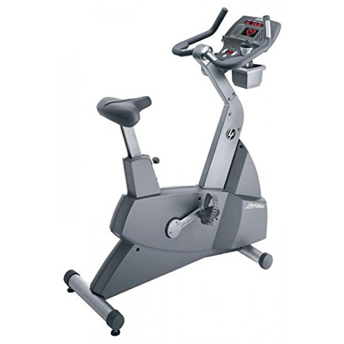Bicicleta vertical reacondicionada Classic ReNew Life Fitness ⭐