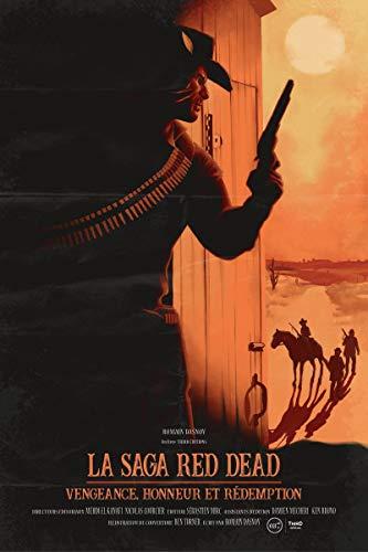 La saga Red Dead : Vengeance, honneur et rédemption