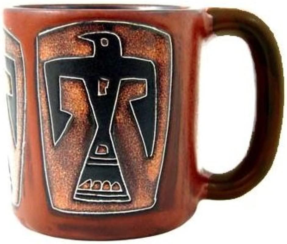 Mara Stoneware Mug Thunderbirds 16 Oz 1