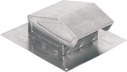 NuTone 636AL Roof Cap for Ventilation Fans, Aluminum
