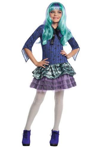 Disfraz Twyla Monster High nia 5-6 aos (110/116)