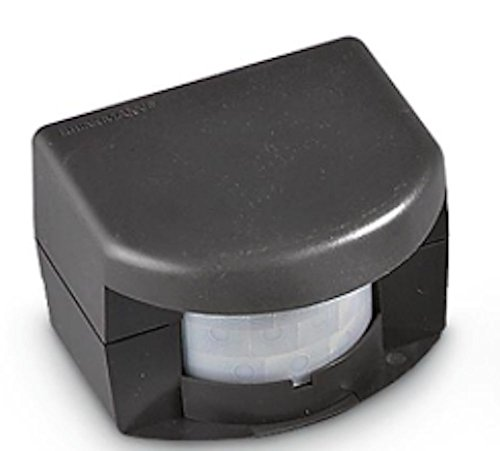 Brinkmann Home Security Wireless Motion Detector and Floodlight Adapter - Do It Yourself Security