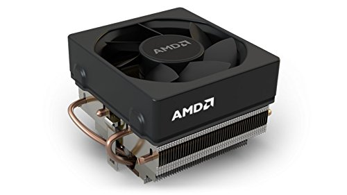 AMD WRAITH SILENT COOLER w/LED light Socket FM2/FM1/AM3/AM2+/AM2/1207/939/940/754 Copper Base/Alum Heat Sink & 2.75' Fan w/Heatpipes & 4-Pin Connector Up to 125W