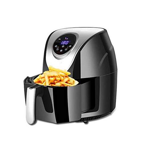 MCAA Luftfritteuse Elektrische Friteuse Ölfreie rauchfreie Pfanne 3,5 l Kartoffel-Brathähnchen-Pommes-Maschine-Grillofen