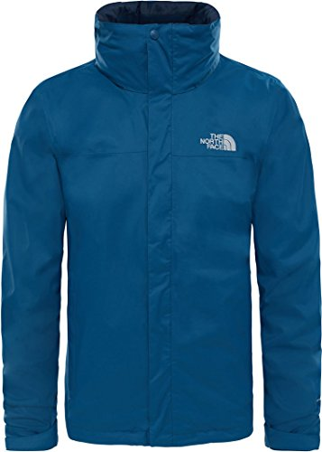 The North Face Evolve II Triclimate Jacket Men Größe XL monterey blue