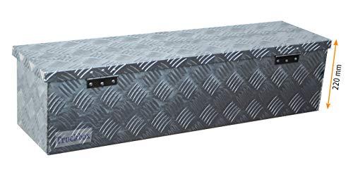Truckbox D035 + MON2012 Montagesatz, Werkzeugkasten mit Montagesatz, Deichselbox, Transportbox - 4
