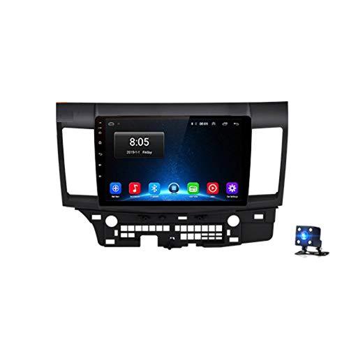 N-B Awesafe Px9 para Mitsubishi Lancer 2007-2012 Rádio Do Carro Reprodutor De Vídeo Multimídia Navegação GPS Nenhum 2 DIN 2din DVD Android 10
