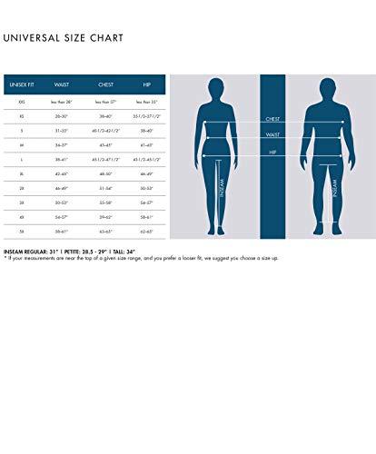 Medizinische Schrubb-hosen – Unisex Krankenhaus-uniformhose 504 Color NVY   Talla: M - 6