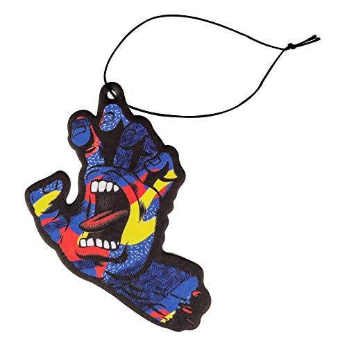 SANTA CRUZ Air Freshener - Primary Screaming Hand skate surf snow bmx board...