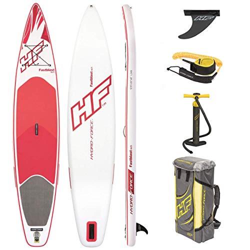Bestway 65306 - Tabla Paddle Surf Hinchable Hydro-Force Fast Blast Tech...