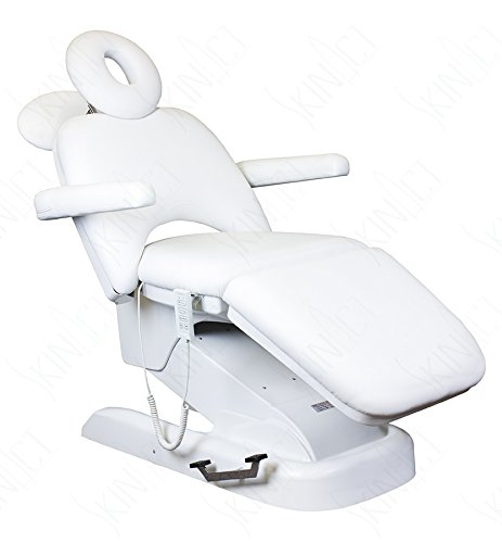Monet 4 Motor Electric Facial Chair, Facial Massage Bed (Table, Chair)