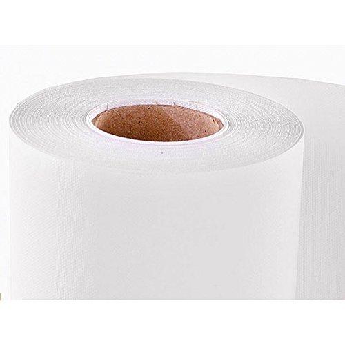 """Lona de algodón 13""""medios de comunicación, imprimible 100% algodón, 340g/m², Mate rollo de 18metros"""