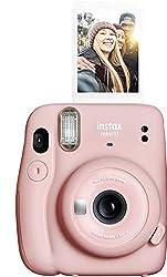 Fujifilm Instax Mini 11 Instant Camera (Blush Pink),FUJIFILM,16654774