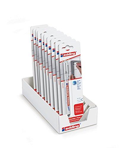 edding 4-51622 Bohrlochmarker Blisterbox Reparieren und Pflegen