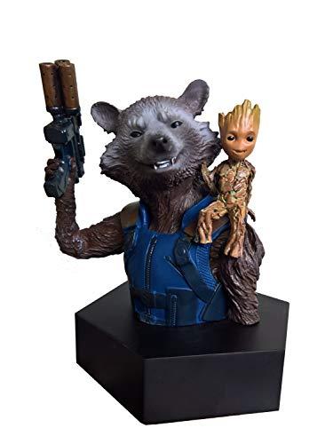 Marvel - Guardianes de la galaxia Rocket/Groot Mini Busto, 37602263755