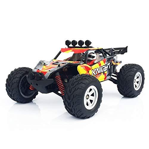 THMJIE de los niños de coches de juguete Anfibio las cuatro ruedas de alta velocidad de RC Car Racing 2.4G eléctrico de control remoto de coches de juguete modelo de Escalada a prueba de agua-o-terren