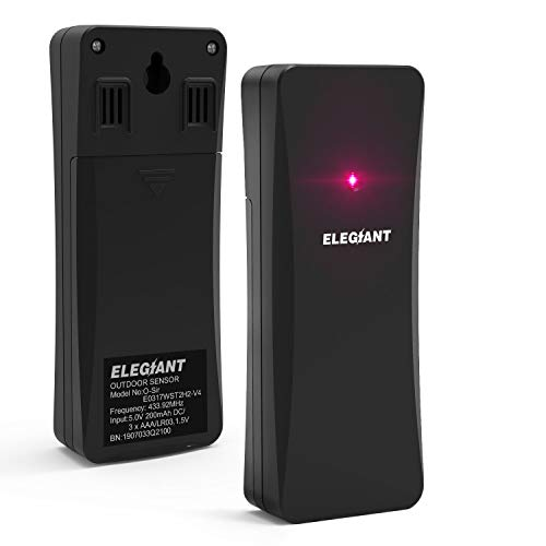 ELEGIANT Sensor para Interiores y Exteriores