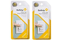 Safety 1st Secure Press Plug Protectors by Safety 1st