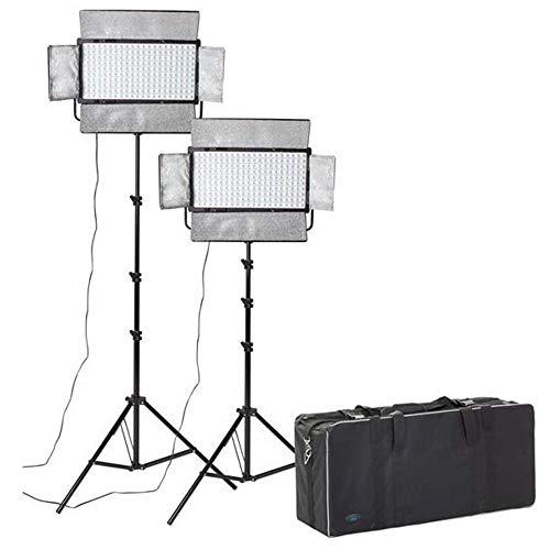 Dorr dlp-2000LED continuous Lighting kit–nero
