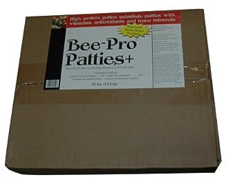 Mann Lake FD357 Bee Pro Patties with Pro Health 10-Pound