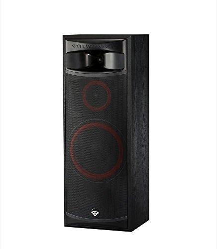 """Cerwin-Vega XLS-12 12"""" 3-Way Home Audio Floor Tower Speaker"""