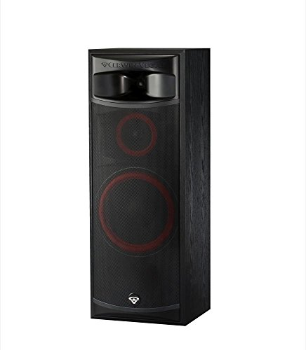 Why Should You Buy Cerwin-Vega XLS-12 12 3-Way Home Audio Floor Tower Speaker