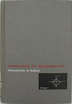 Hardcover Principles of Mathematics Book